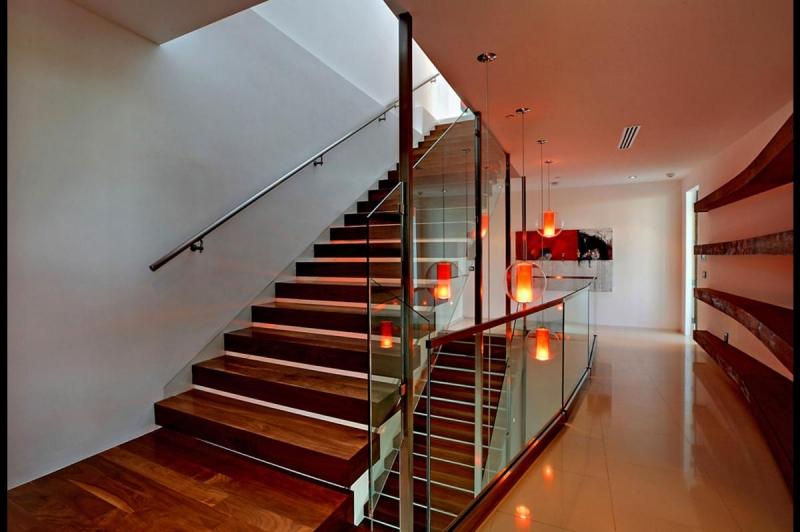 Бетонная лестница своими руками в 39